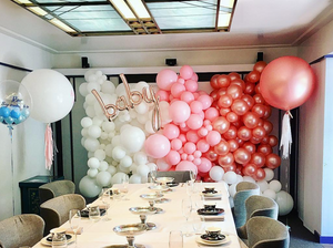 Balloon Wall - Bickiboo Designs