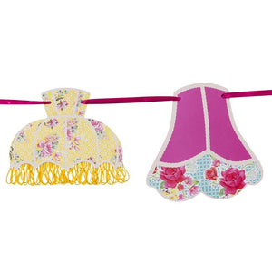 Truly Scrumptious Lampshade Garland - Bickiboo Designs