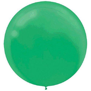 Green Large 60cm Balloon - Bickiboo Designs