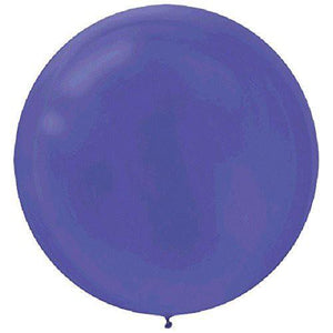 Purple Large 60cm Balloon