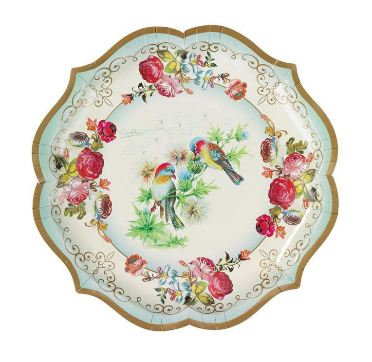 Utterly Scrumptious Large Serving Plate