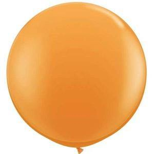 Standard Orange Balloon - 90cm