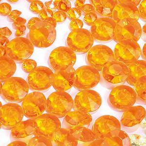 Orange Table Diamantes - 1kg - Bickiboo Designs
