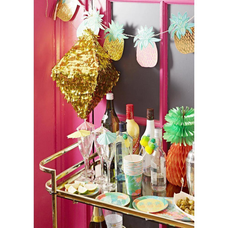 Tropical Fiesta Pineapple Bunting