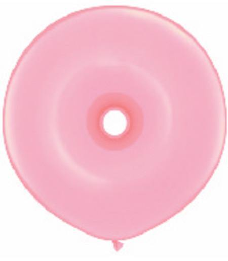 Pink Donut Shaped Balloon 40cm - Bickiboo Designs