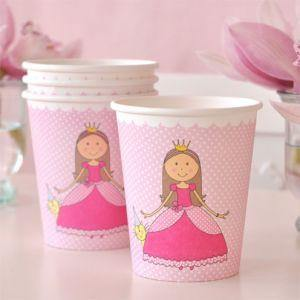 Princess Cup - Bickiboo Party Supplies