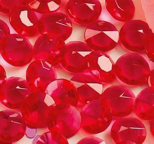 Red Table Diamantes - 1kg - Bickiboo Party Supplies