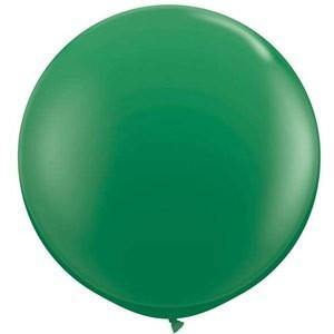 Standard Green Balloon - 90cm