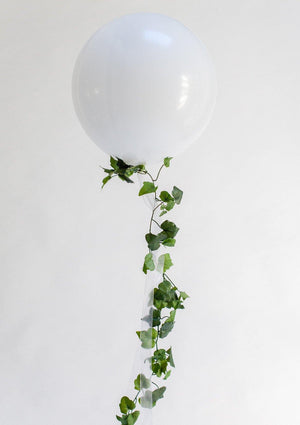 Balloon Tail - Ivy Garland - Bickiboo Designs