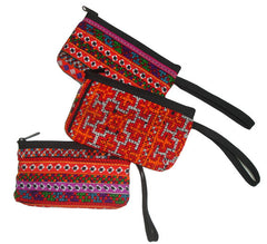 Hmong Upcycled Purse