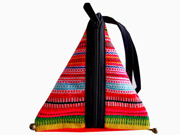 Hmong Triangle Purse