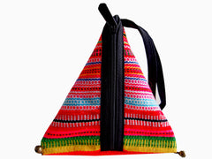 Hmong Triangle Purse - The PachaMama Project