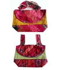 Thai Versa-Purse Travel Bag - The PachaMama Project