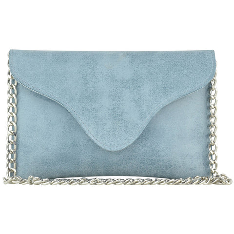 Miley Sky Blue Crossbody