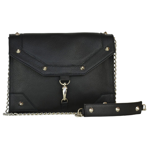 Kate Crossbody Black Lamba
