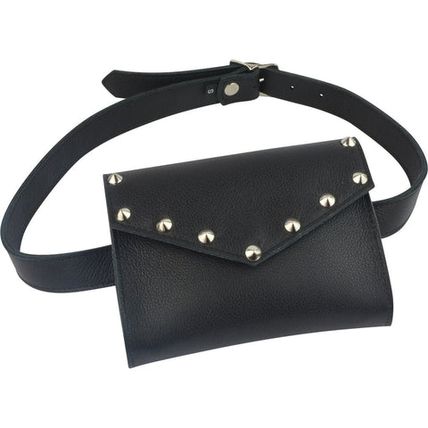 Brooklyn Belt Bag Black Lamba