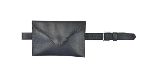 Bowie Belt Bag Black Lamba