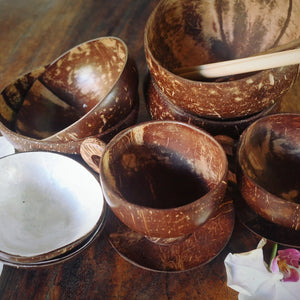Balinese Coconut Set