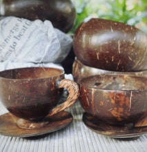 Load image into Gallery viewer, Balinese Coconut Set
