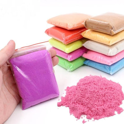 Magic Sand Educational Soft Slime