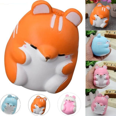 Slow Rising Hamster Squishies