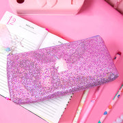 Creative Unicorn Pencil Case Super Shiny