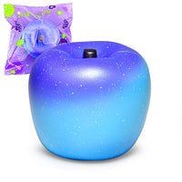 Jumbo Galaxy Apple Scented Squishies