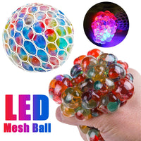 LED Glowing Ball Squishies