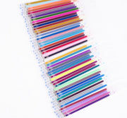 12Pcs/Set Gel Pen Colors Refill