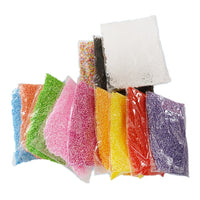 Colorful Foam Beads Slime Accessories