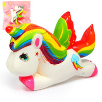 Colorful Cute Unicorn Squishies