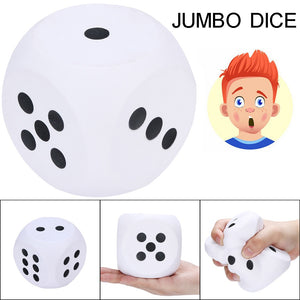 Giant Dice Cream Scented Squishies