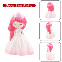 Slow Rising Wedding Girl Scented Squishies