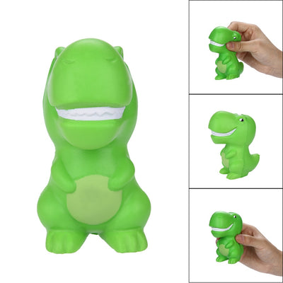Green Dinosaur Scented Squishies