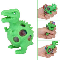 Educational Dinosaur Squishies