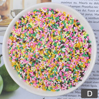 20g Assorted Sprinkles Slime Accessories
