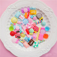 Yummy Candies Filler Slime Accessories