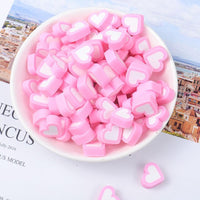 10pcs Mini Cotton Candy Slime Accessories