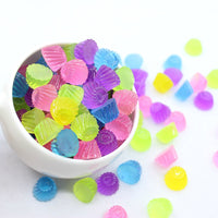 10pcs Spiral Pudding Candy Slime Accessories