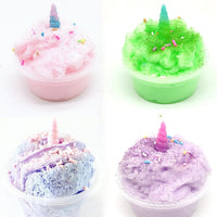 Unicorn Mixing Cloud Scented Slime