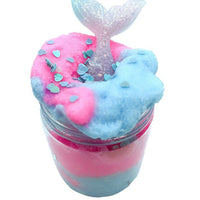 Mermaid Mixing Cloud Scented Slime