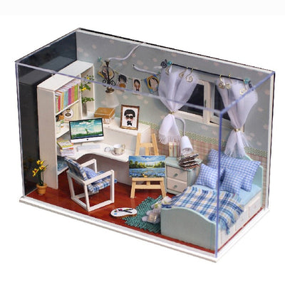 Amazing Handmade Miniature Dollhouse