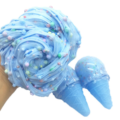 Scented Ice Cream Slime with Springkles