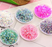 20g Crystal Particles Slime Accessories