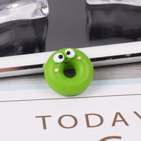 Cartoon Donut Charms Slime Accessories