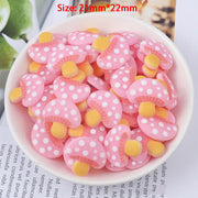 Yummy Fruit Charms Slime Accessories