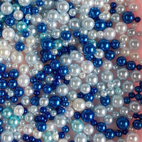 Glitter Pearl Beads Slime Accessories