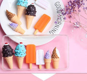 3D Ice Cream Slime Charms