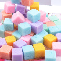 8pcs Square Candy Slime Accessories