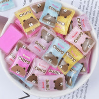Mini Bear Candy Slime Accessories